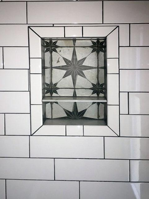 Star tiling
