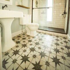 star tile bath